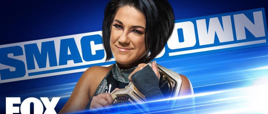 WWE Smackdown 9/11/2020
