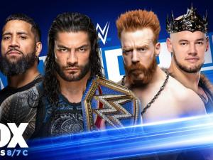 WWE Smackdown 9/18/2020 Preview
