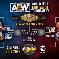 AEW Dynamite 10/28/2020 Preview