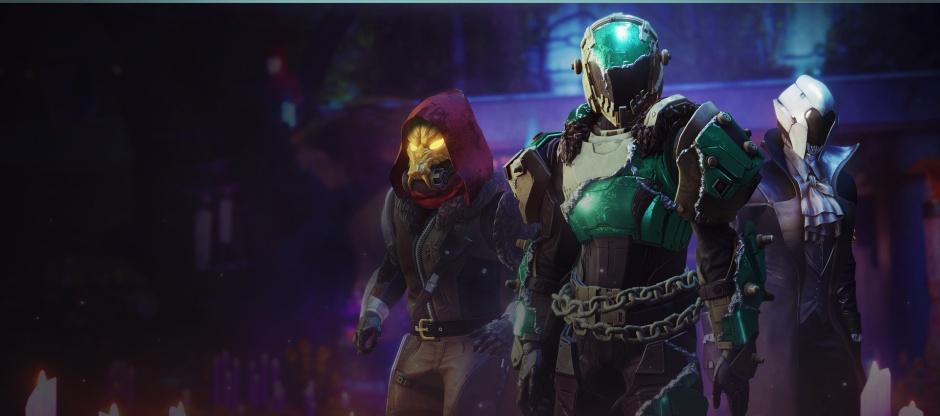 Destiny 2 Festival of the Lost 2020