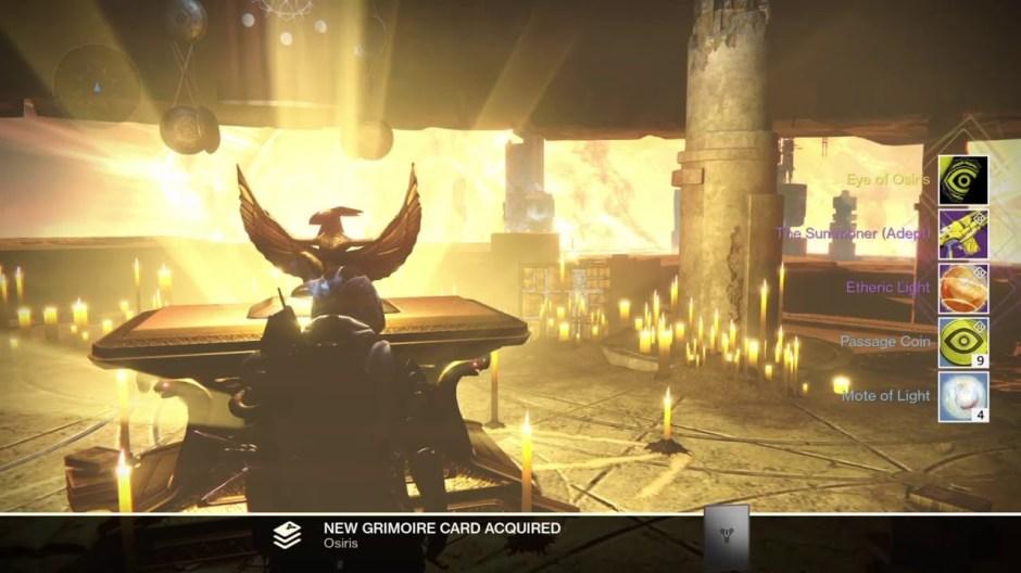 Destiny Trials Loot