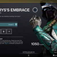 Destiny 2 Beyond Light: How to Get Athrys's Embrace