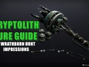 Cryptolith Lure Guide