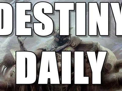 Destiny Daily Season of the Hunt