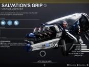 Destiny 2 Salvation's Grip