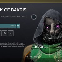 Destiny 2 Beyond Light: How to Get Mask of Bakris
