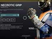 Necrotic Grip