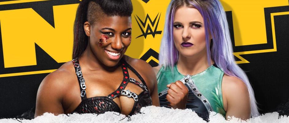 WWE NXT 11/25/2020