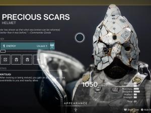Precious Scars Destiny 2