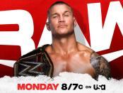 WWE RAW 11/2/2020