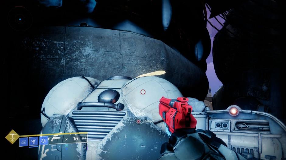 Hawkmoon Feather 1 Destiny 2