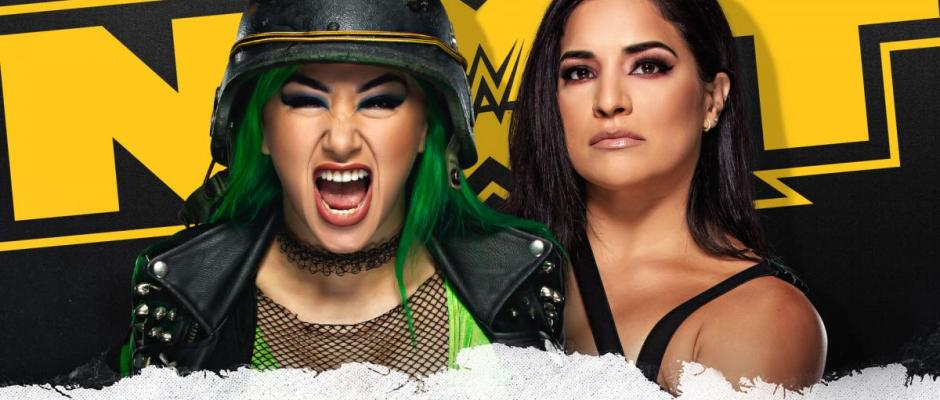 WWE NXT 12/2/2020 Preview