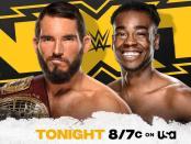 WWE NXT 12/30/2020