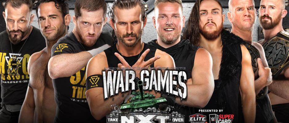 WWE NXT TakeOver WarGames 2020