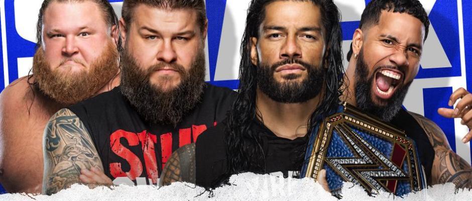 WWE Smackdown 12/4/2020