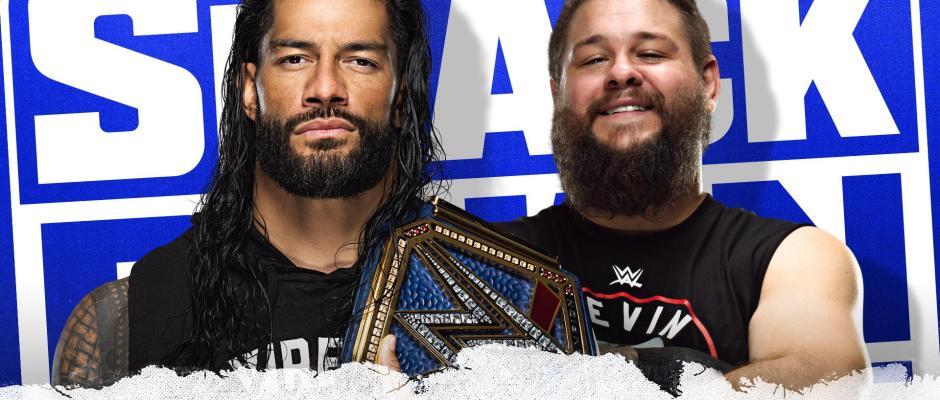 WWE Smackdown 12/25/2020