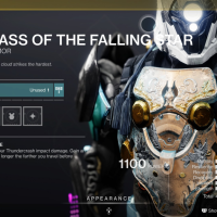 Destiny 2: How to Get Cuirass of the Falling Star