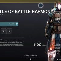Destiny 2: How to Get Mantle of Battle Harmony
