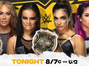 WWE NXT 3/3/2021